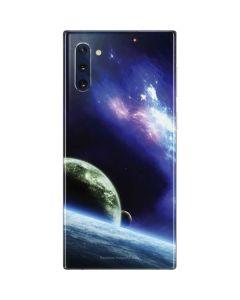 Bird-Shaped Nebula Galaxy Note 10 Skin