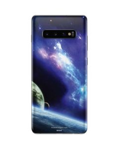 Bird-Shaped Nebula Galaxy S10 Plus Skin