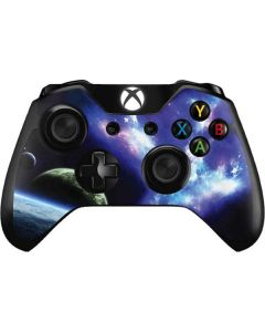 Bird-Shaped Nebula Xbox One Controller Skin