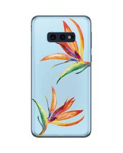 Birds of Paradise Summer Galaxy S10e Skin