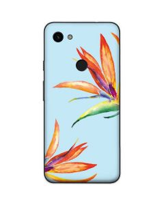 Birds of Paradise Summer Google Pixel 3a Skin