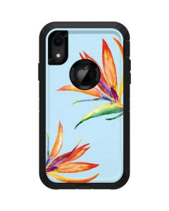 Birds of Paradise Summer Otterbox Defender iPhone Skin