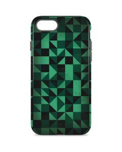 Black & Green iPhone 8 Pro Case