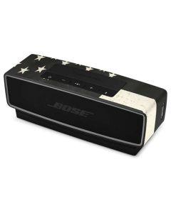 Black & White USA Flag Bose SoundLink Mini Speaker II Skin