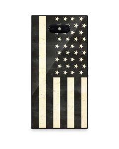 Black & White USA Flag Razer Phone 2 Skin