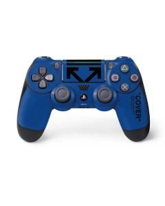 Black and Blue Arrows PS4 Pro/Slim Controller Skin