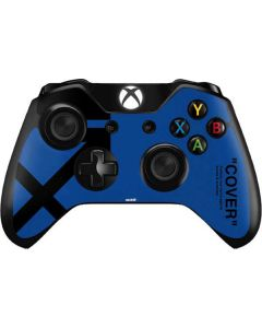 Black and Blue Arrows Xbox One Controller Skin