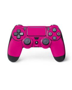 Black and Pink Arrows PS4 Pro/Slim Controller Skin
