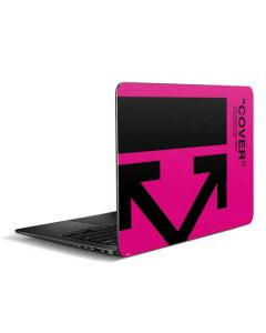 Black and Pink Arrows Zenbook UX305FA 13.3in Skin