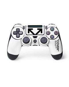 Black and White Arrows PS4 Pro/Slim Controller Skin