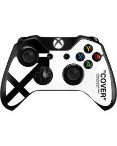Black and White Arrows Xbox One Controller Skin