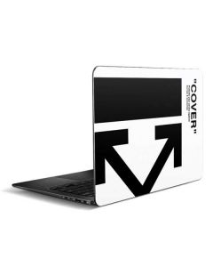 Black and White Arrows Zenbook UX305FA 13.3in Skin
