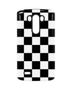 Black and White Checkered G3 Stylus Pro Case