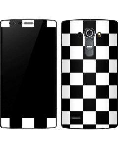 Black and White Checkered G4 Skin