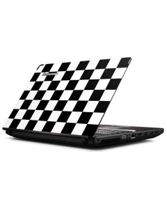 Black and White Checkered G570 Skin