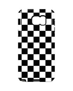 Black and White Checkered Galaxy Note5 Pro Case