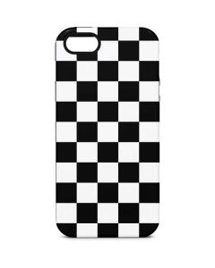 Black and White Checkered iPhone 5/5s/SE Pro Case