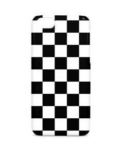 Black and White Checkered iPhone 5c Lite Case