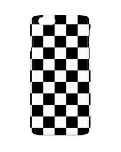 Black and White Checkered iPhone 6s Lite Case