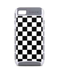Black and White Checkered iPhone 7 Cargo Case