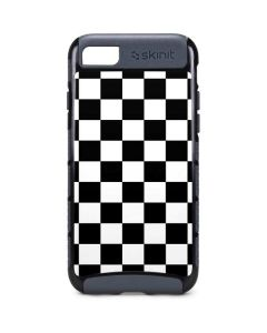 Black and White Checkered iPhone 8 Cargo Case