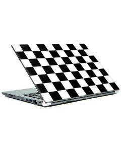 Black and White Checkered Portege Z30t/Z30t-A Skin