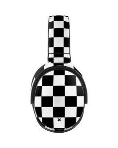 Black and White Checkered Skullcandy Venue Skin