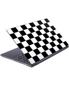 Black and White Checkered V5 Skin