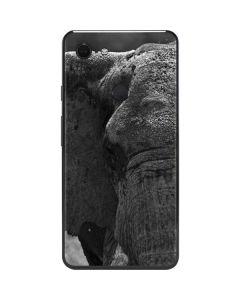 Black and White Elephant Google Pixel 3 XL Skin