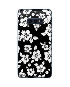 Black and White Galaxy S10e Skin