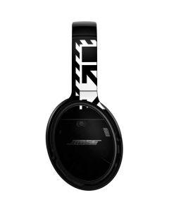 Black and White Geometric Shapes Bose QuietComfort 35 II Headphones Skin