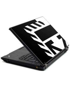 Black and White Geometric Shapes Lenovo T420 Skin