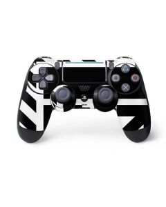 Black and White Geometric Shapes PS4 Pro/Slim Controller Skin