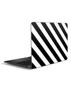 Black and White Geometric Stripes Zenbook UX305FA 13.3in Skin