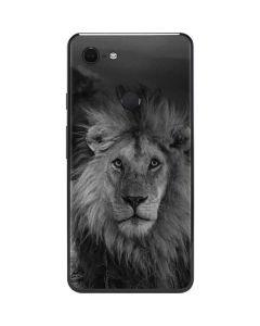 Black and White Lion Google Pixel 3 XL Skin
