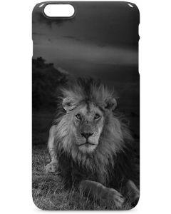 Black and White Lion iPhone 6/6s Plus Lite Case