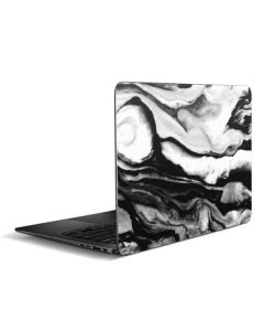 Black and White Marble Ink Zenbook UX305FA 13.3in Skin
