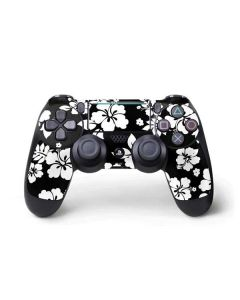 Black and White PS4 Pro/Slim Controller Skin
