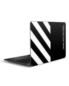 Black and White Stripes Zenbook UX305FA 13.3in Skin