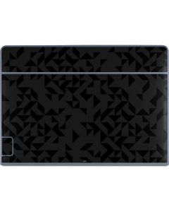 Black Galaxy Book Keyboard Folio 12in Skin