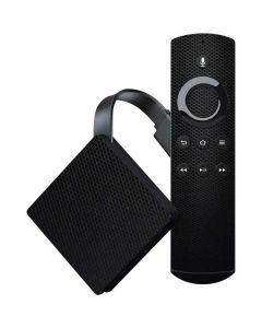 Black Hex Amazon Fire TV Skin