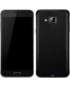 Black Hex Galaxy J3 Skin
