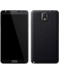 Black Hex Galaxy Note 3 Skin