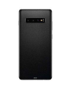 Black Hex Galaxy S10 Plus Skin