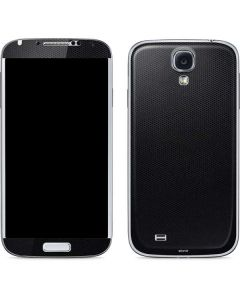 Black Hex Galaxy S4 Skin