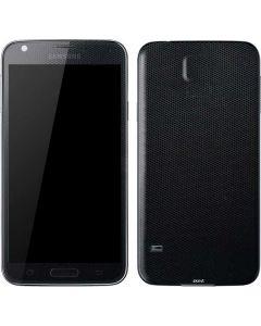 Black Hex Galaxy S5 Skin