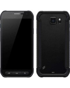 Black Hex Galaxy S6 Active Skin