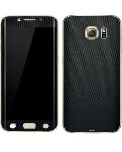 Black Hex Galaxy S6 edge+ Skin