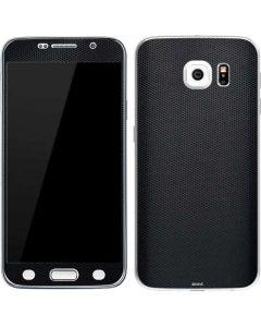 Black Hex Galaxy S6 Skin