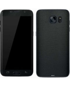 Black Hex Galaxy S7 Skin